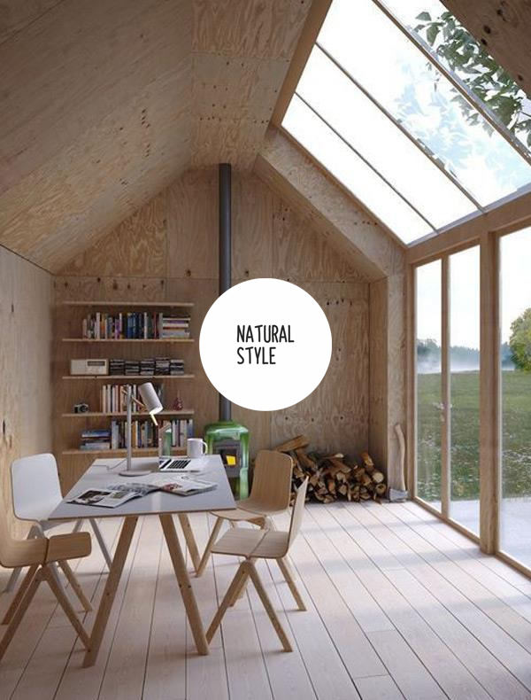 arredamento casa natural style